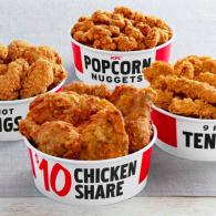 Chicken to share