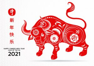 Lunar New Year 2021 - Year of the Ox