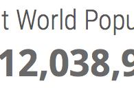 Approaching Seven Billion people