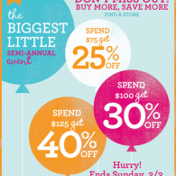 How much should you spend on this sale?