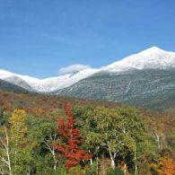 Fall hiking and the Appalachian Trail