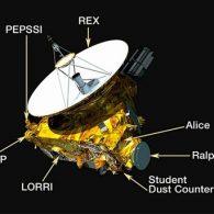 New Horizons spacecraft observes Pluto