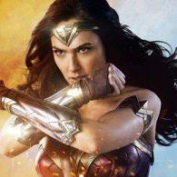 Opening weekend of Wonder Woman