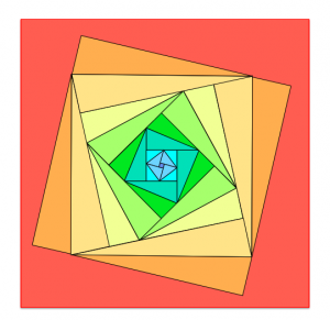 Pythagorean Triples and coloring