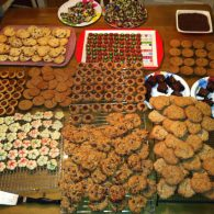 Whole lot of cookies
