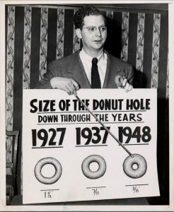donuts through the years