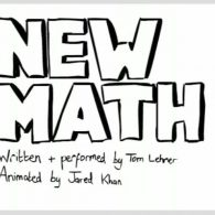 """Really old """"New Math"""""""