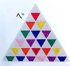 Coloring with Pascal's Triangle ... Binomial expansion