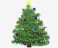 Christmas tree lights - How many do I need?