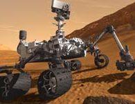 Curiosity landed on Mars
